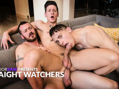 Straight Watchers mature gay fuck