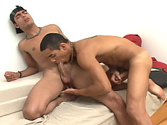 Gabriel Liah & Michele Maion mature gay fuck