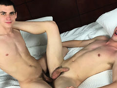 Max Bradley & Marcus Ryan BAREBACK in Dallas mature gay fuck