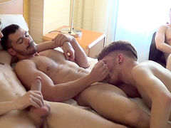 Jonathan, Zack, Brogan & Luke Part 1 mature gay fuck