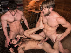 Trapped, Scene #06 mature gay fuck