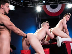 World Series of Fisting, Scene #04 mature gay fuck