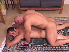 Gay Bareback Antonio & Morgan