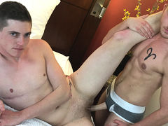 Logan & Luke in Norfolk mature gay fuck