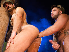Enlist Your Fist, Scene 01 mature gay fuck