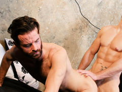My Irish Otter mature gay fuck