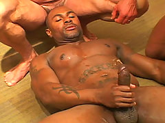 Gay Bareback Flex Deon Blake, Bo Knight, JC. Carter, Dave Stone