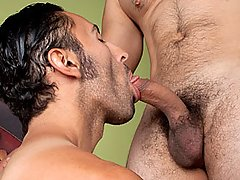 Gay Bareback Miguel Temon and Gianni Luca mature gay fuck