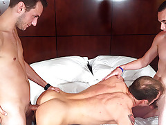 This scene was supposed to be exclusively a double act among Jason Sparks Nationwide Sample Search regular Tyler Page and the newest uncover Ethan Phoenix. But later fucking Tyler - Ethan desired to get his wazoo filled! Luckily on the Nationwide Sampl