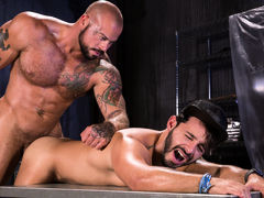 Wasteland, Scene #04 mature gay fuck