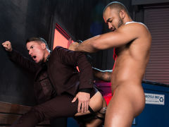 One Night At The Ready, Scene #03 mature gay fuck