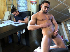 Sexual Professor, Scene #01 mature gay fuck