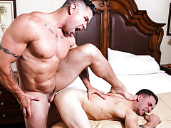 Tops & Robbers mature gay fuck