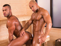 Bathhouse Ballers, Scene #04 mature gay fuck