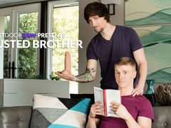 Busted Brother mature gay fuck