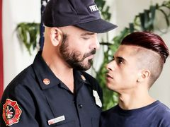 Fireman ideas mature gay fuck