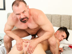 House Party mature gay fuck