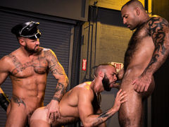 Beards, Bulges & Ballsacks!, Scene #01 mature gay fuck