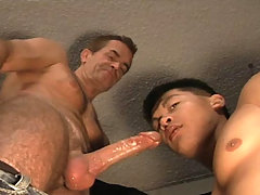 First time gay sex with sexy straights dude in this video !