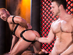 Pig Alley, Scene #04 mature gay fuck