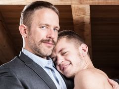 Fathers and Sons 2, Scene #01 mature gay fuck