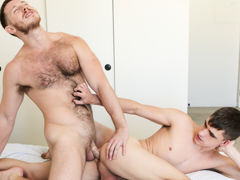 Uncle Spencer mature gay fuck