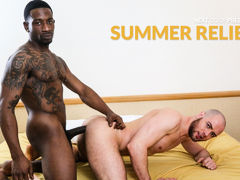Summer Relief mature gay fuck