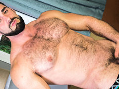 Jaxton The Beast mature gay fuck