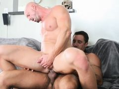 One Big Horny Family mature gay fuck