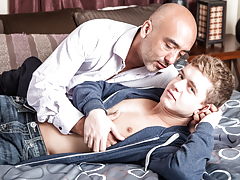 The Stepfather, Scene 02 mature gay fuck