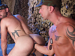 Enlist Your Fist, Scene 03 mature gay fuck