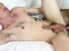 Aiden Wolfe & Devin Wager BAREBACK in San Antonio mature gay fuck